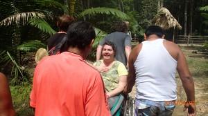 Saskia-300x168 in Dschungel, Rollstuhl und Schamane