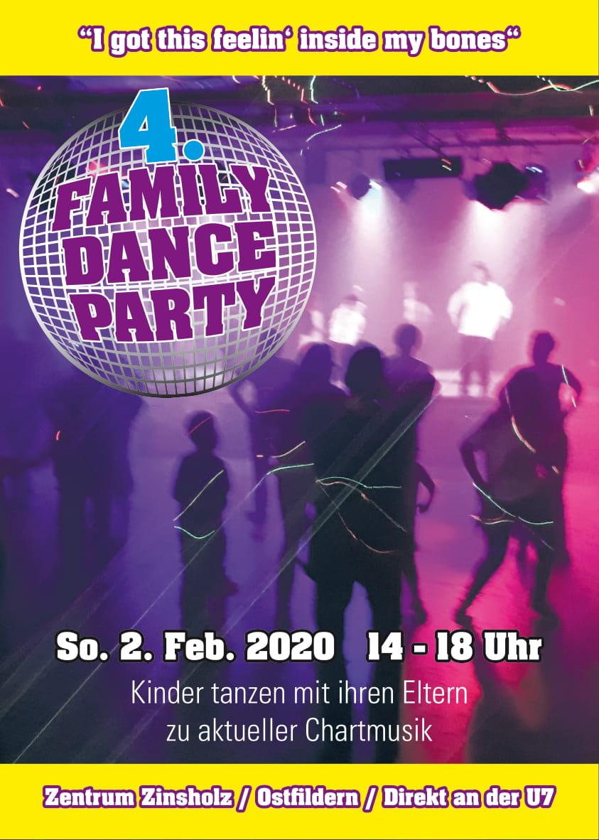 Family Dance Disco