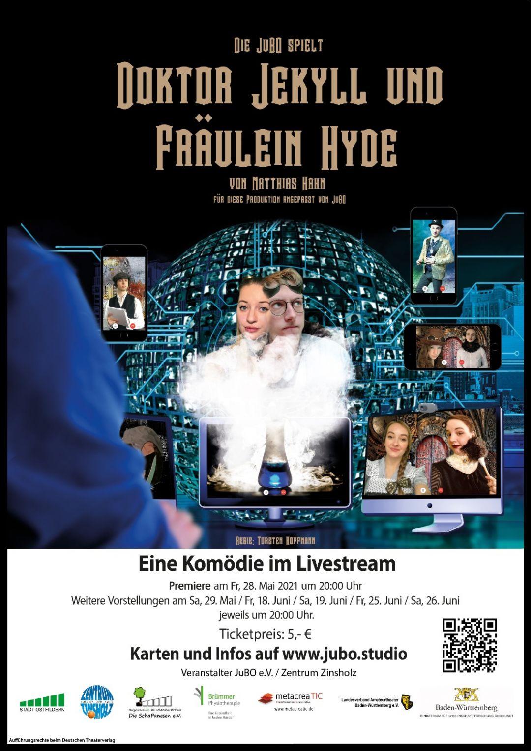 Doktor Jekyll & Fräulein Hyde