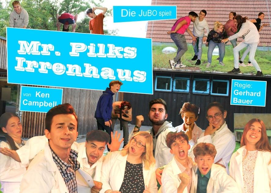 mr. Pilks Irrenhaus